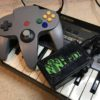 N64>MIDI Device with Controller and CZ-101 Synth