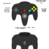 N64>MIDI Button Layout for Synth Mode