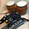 GC>MIDI Device with Gamecube Controllers and EM-1